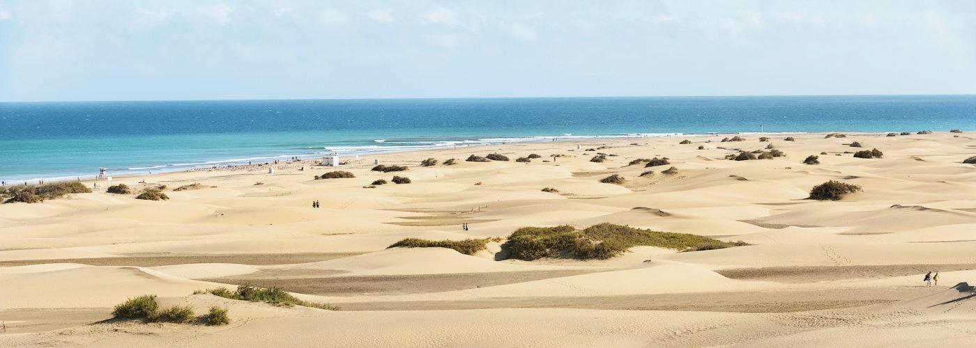 Gran Canaria Ferien Flug Hotel Gunstig Online Buchen Helvetic Tours